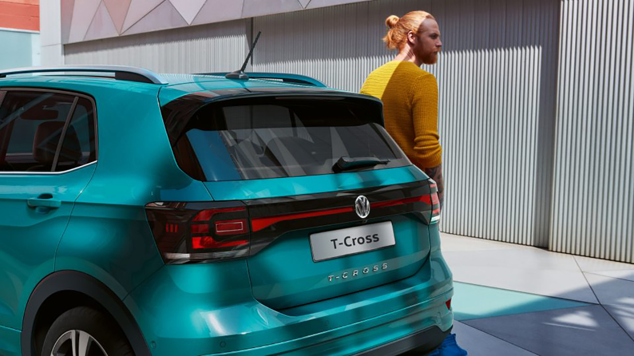 Volkswagen T Cross 1